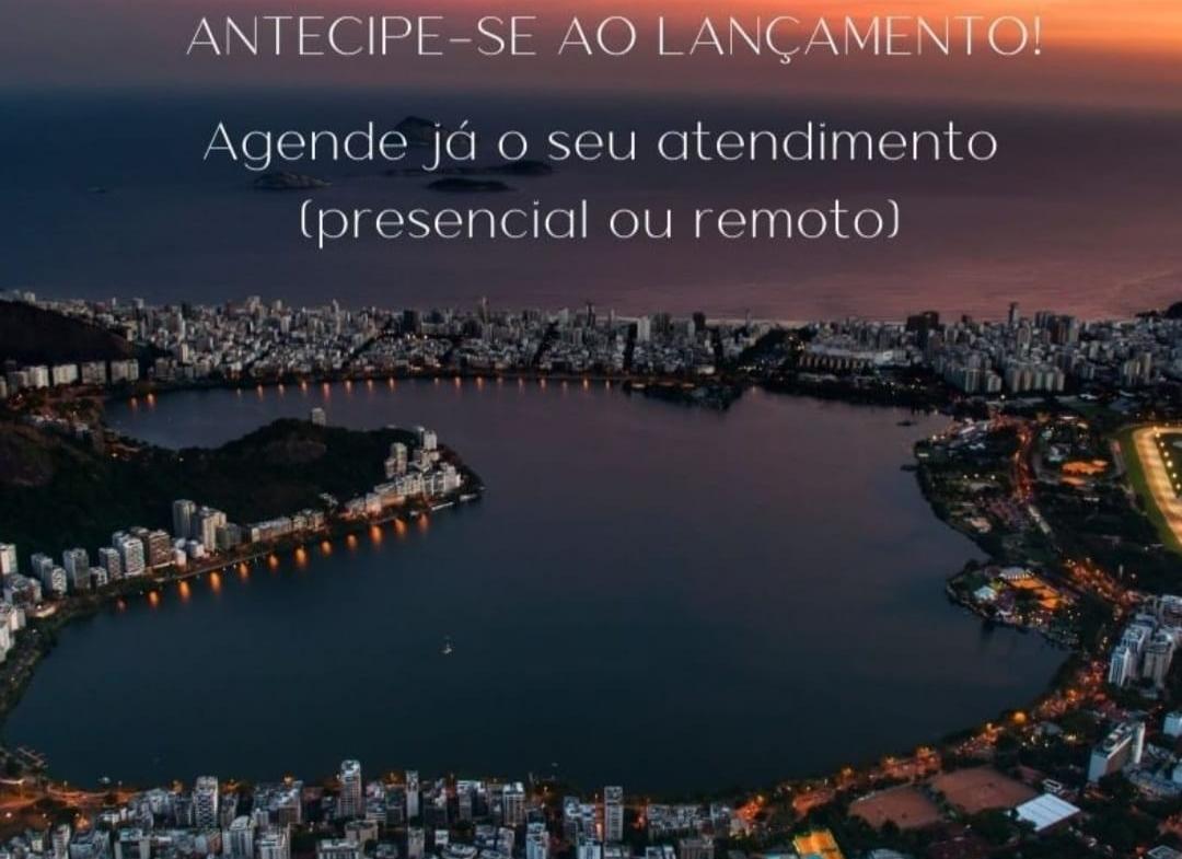 Lancamento Rua Carvalho de Azevedo Lagoa Antecipe se