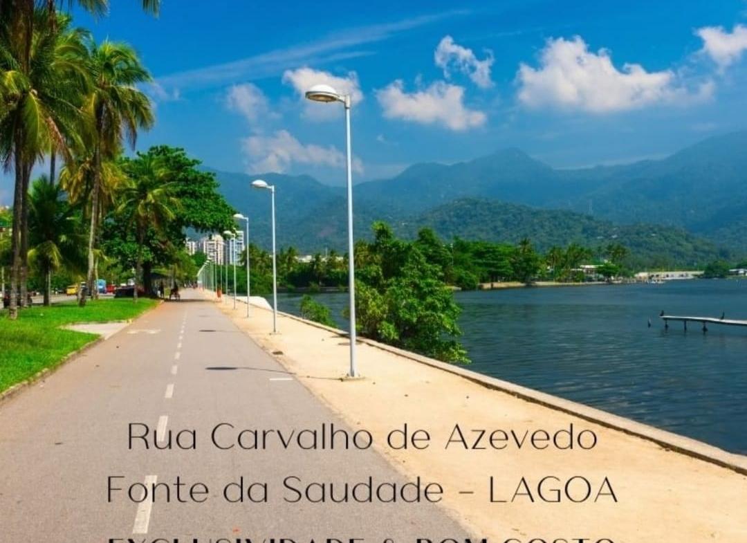 Lancamento Rua Carvalho de Azevedo Lagoa Localizacao